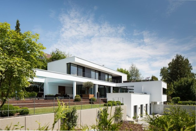 Villa Scheller by Philipp Architekten 01