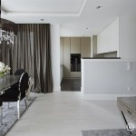 Apartment with two faces by HOLA DESIGN