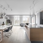Apartment in Cracow by Finchstudio