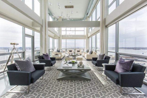 Luxury Penthouse by Turner Development Group