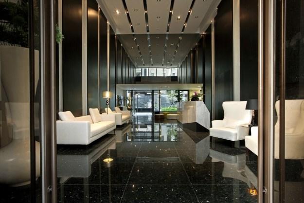 Residential Building Community Facilities by HOZO interior design