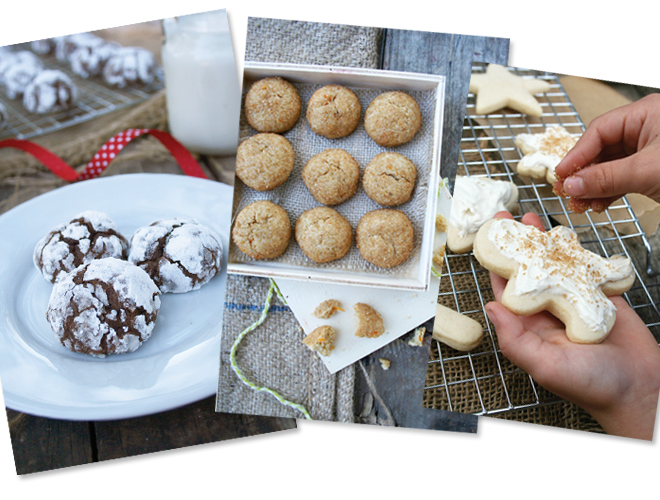 Nourishing Cookies for a Healthy Holiday - myhumblekitchen.com
