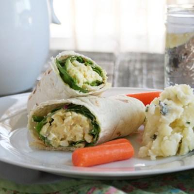 A Simple and Seasonal Egg Salad Recipe