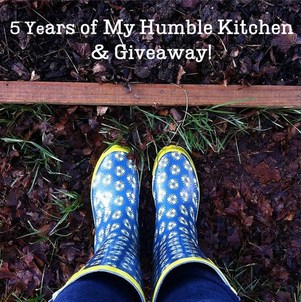 5 Years of My Humble Kitchen & Giveaway!   myhumblekitchen.com