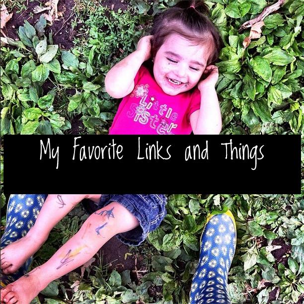 My Favorite Links and Things | myhumblekitchen.com