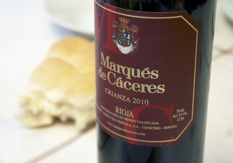 A Match Made in Heaven: Spanish Tortilla and Rioja Wine | myhumblekitchen.com