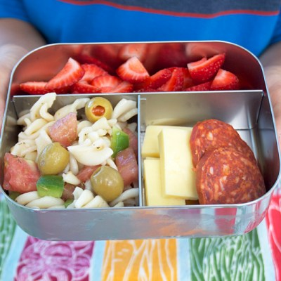 Let's Do Lunch: Homeschool Lunches Made Simple and Giveaway!
