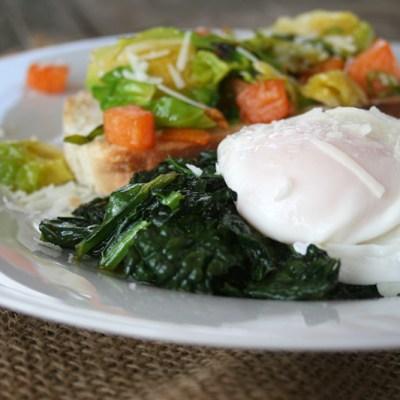 How to Poach an Egg Plus A Seasonal Tartine Recipe