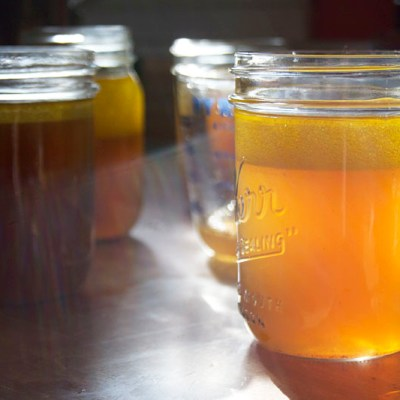 How To Keep Homemade Broth Preserved for 6 Months … No Canning or Freezing Required!