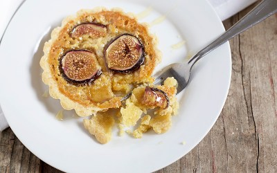 Fig and Honey Frangipane Tartlets