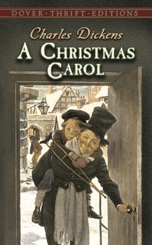 A Christmas Carol, by Charles Dickens | myhumblekitchen.com