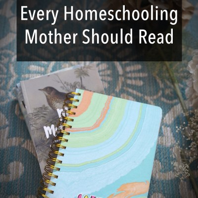 3 Books Every Homeschooling Mother Should Read
