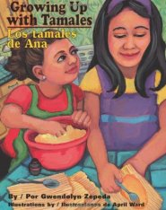 Growing up with Tamales by Gwendolyn Zepeda