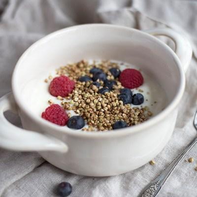 Fermented Buckwheat Crunch - Gluten-Free