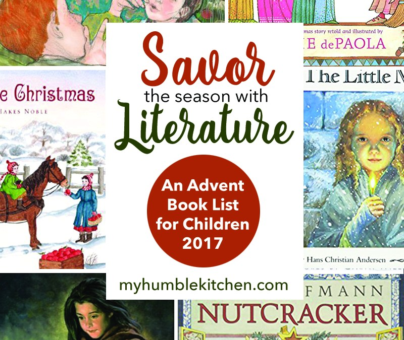 An Advent Book List for Children, 2017