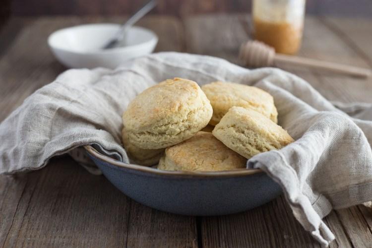 Quick Bake Einkorn Biscuits | myhumblekitchen.com