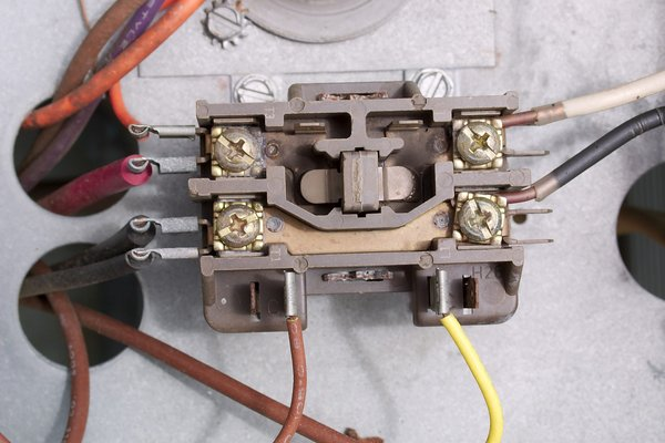 Ruud Air Conditioner Capacitor Wiring Diagram Central Air Outside Unit Fan Failed Compressor