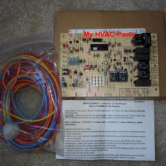 Goodman Wiring Diagram One Wire Alternator Ford Control Board B18099 23 Instructions