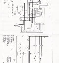 wrg 4274 1170063 circuit board wiring diagram for honeywell gas furnace [ 1379 x 1843 Pixel ]