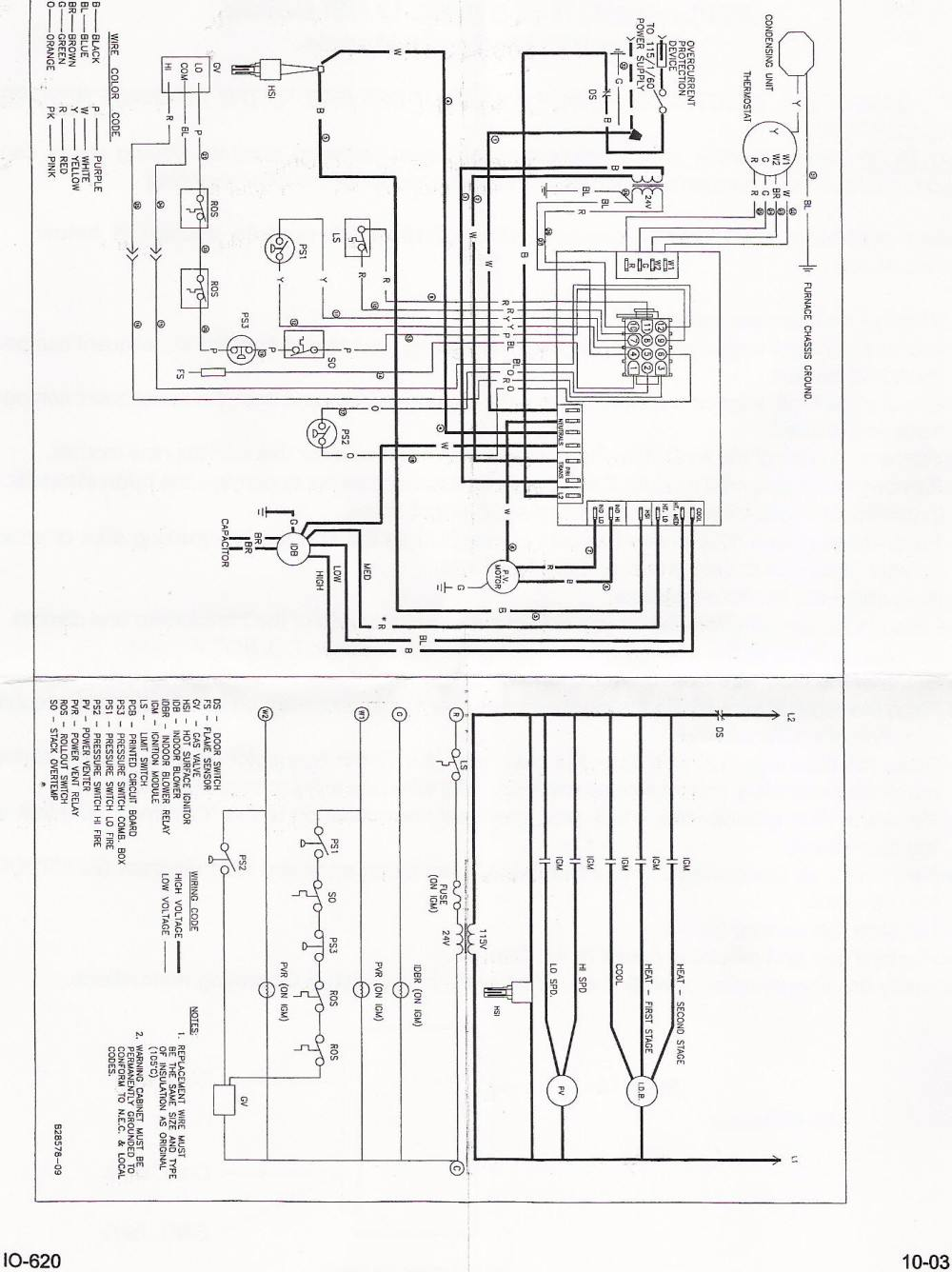 medium resolution of  wrg 4274 1170063 circuit board wiring diagram for honeywell gas furnace
