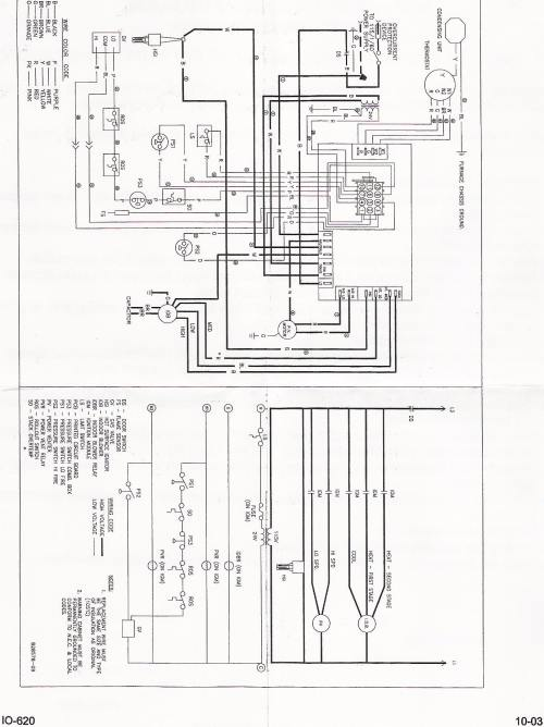 small resolution of american standard air handler wiring diagram for wiring diagram rh 2 14 12 jacobwinterstein com nordyne electric furnace wiring diagram goodman air handler