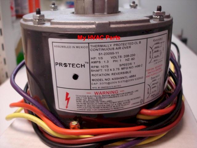 rheem fifth hp cond fan mtr 51 23055 11?resize\=640%2C480 rheem condenser fan motor wiring diagram wiring diagrams rheem 14  at arjmand.co
