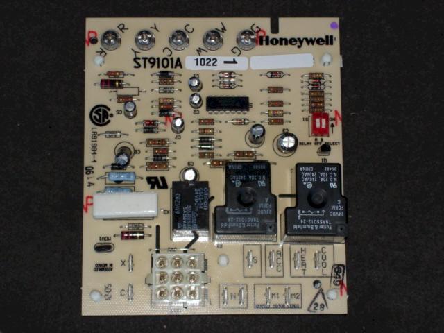 American Standard Pump Wiring Diagram Honeywell Universal Control Board St9120u1011 Replaces