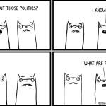 cat comic