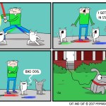 cat comic star wars star trek lightsaber