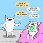 cat comic stuff