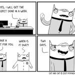 cat comic deadline