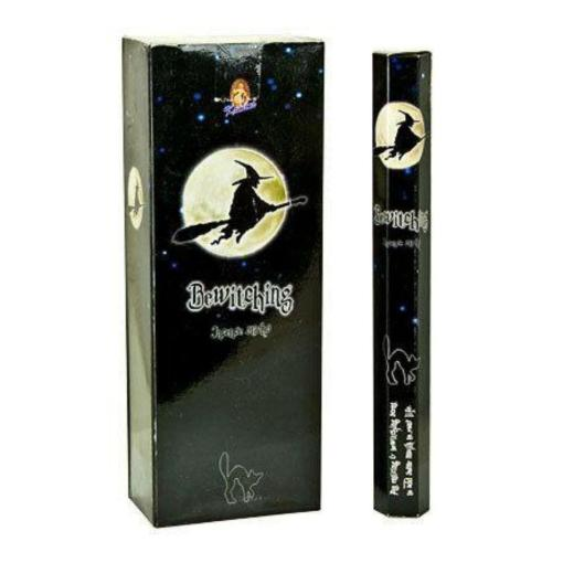 bewitching incense by kamani available at my incense store
