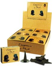 egyptian musk incense cones box
