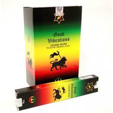 good vibrations incense