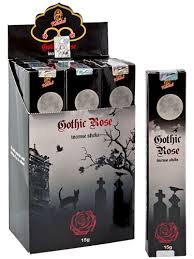 gothic rose incense my incense store
