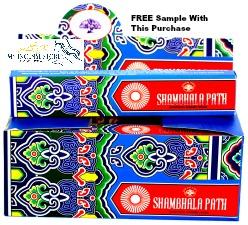 incense shambala path