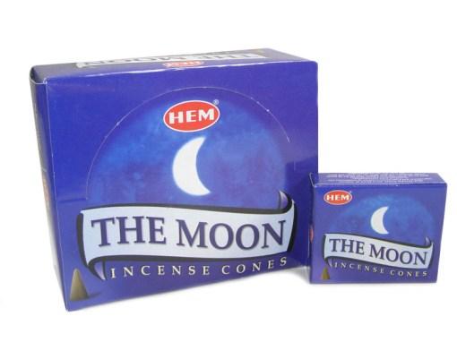 moon incense cones-my incense store