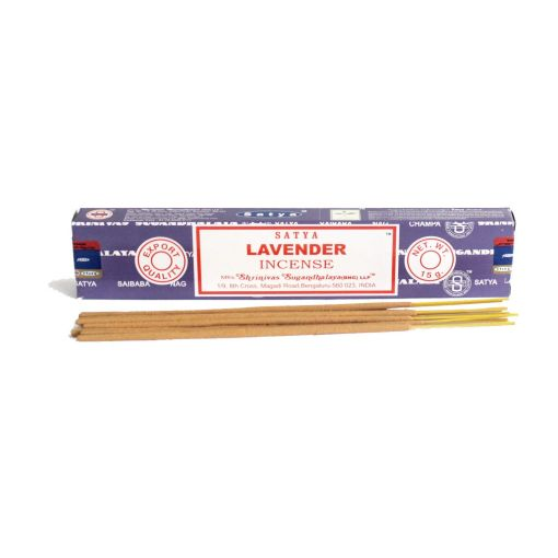 Satya Sai Baba Lavender Incense myincensestore.com