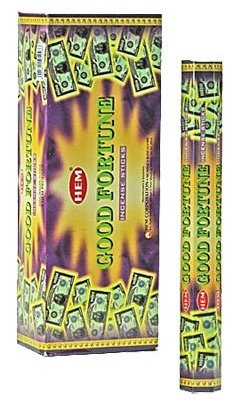 hem good fortune incense myincensestore.com