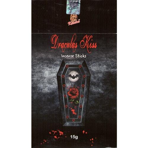 Dracula's Kiss Incense meditation incense www. https://www.myincensestore.com/