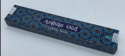 Arabian Oudh Incense meditation incense www. https://www.myincensestore.com/