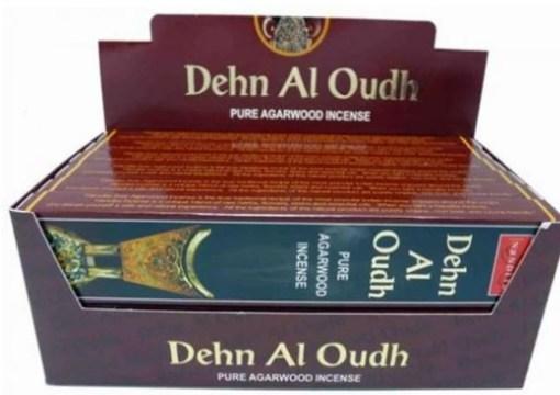 Dehn Al Oudh Incense Nandita
