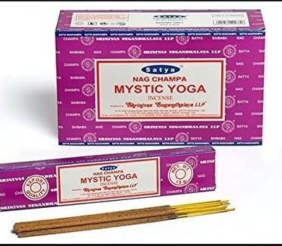 Mystic Yoga Incense By Satya Sai Baba