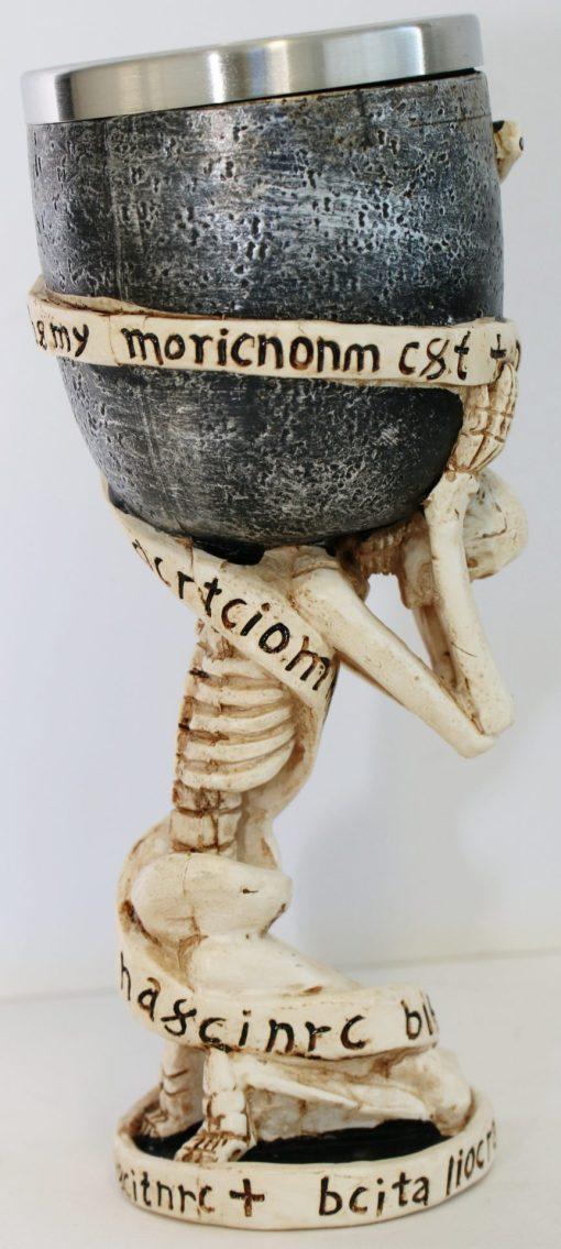 Skeleton Goblet