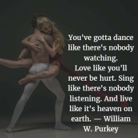 William Purkey: Dance Like There's Nobody Watching
