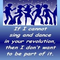 Emma Goldman: On Singing and Dancing