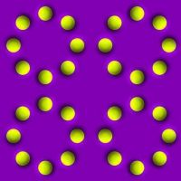The Spinning Balls Illusion