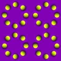 The Spinning Balls Illusion