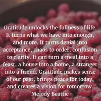 Melody Beattie: On Gratitude