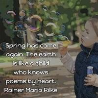Rainer Maria Rilke: On Spring